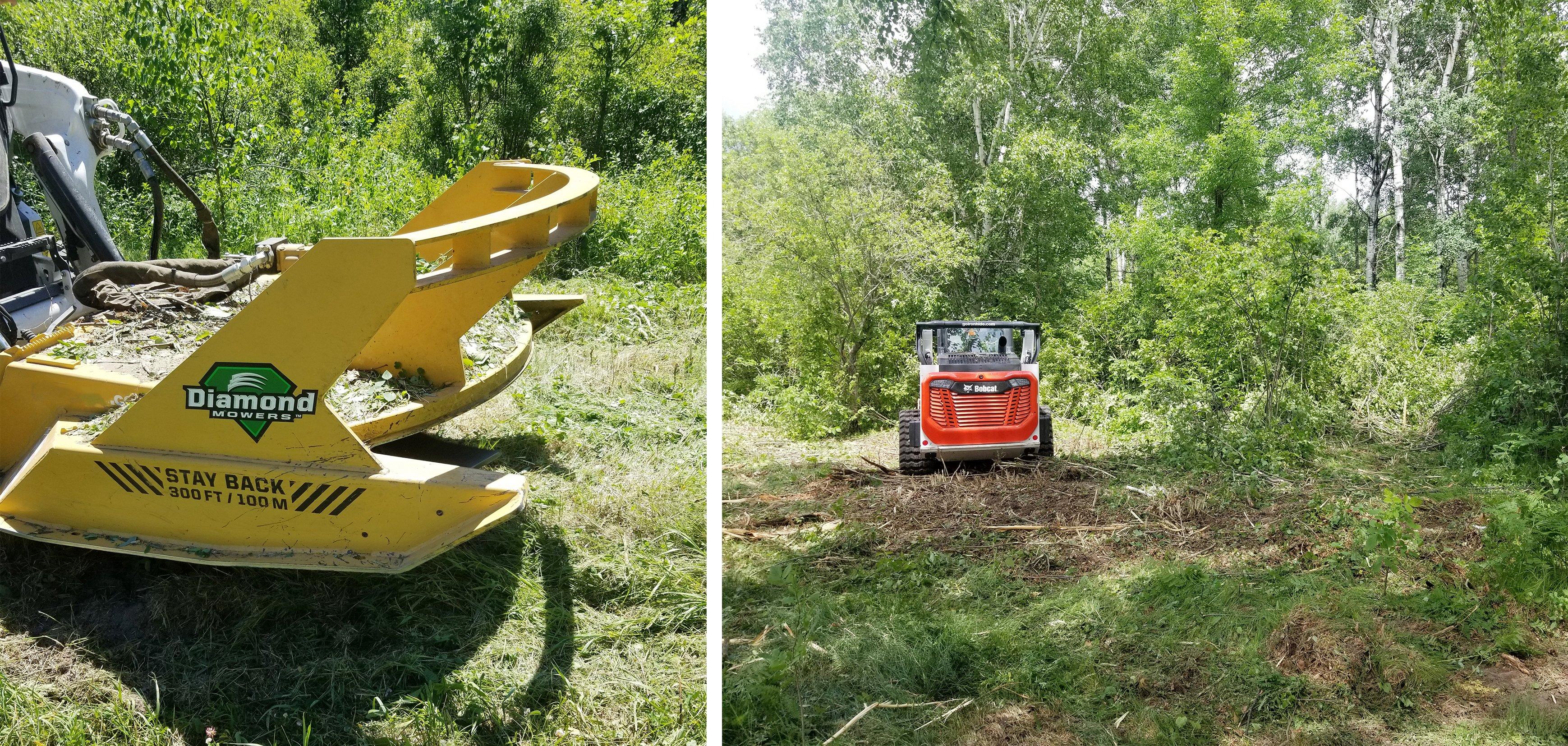 Trail Blazers - Rotary Mower