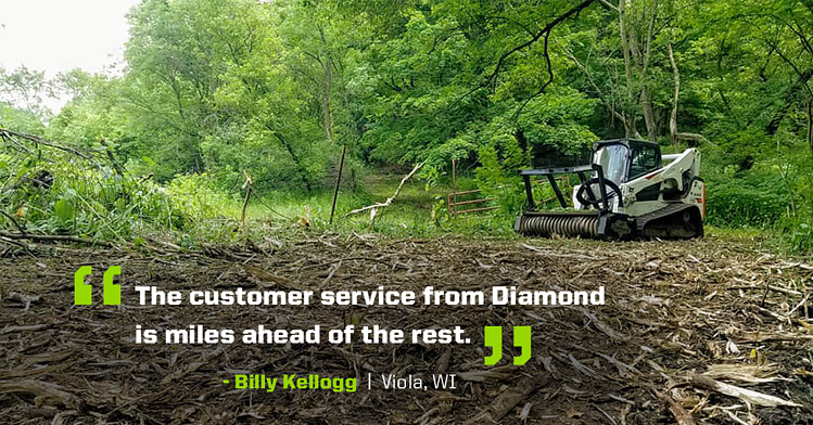 Testimonial - Billy Kellogg