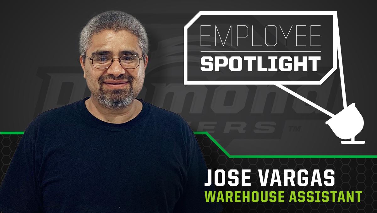Employee Spotlight - Jose Vargas