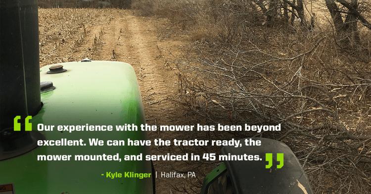Kyle Klinger - Testimonial