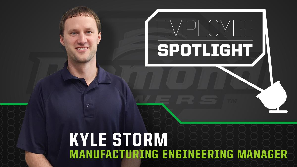 Employee Spotlight - Kyle Storm
