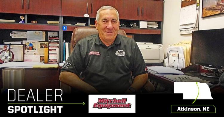 Dealer Spotlight - Mitchell Equipment