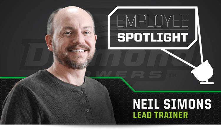 Employee Spotlight - Neil Simons - Lead Trainer
