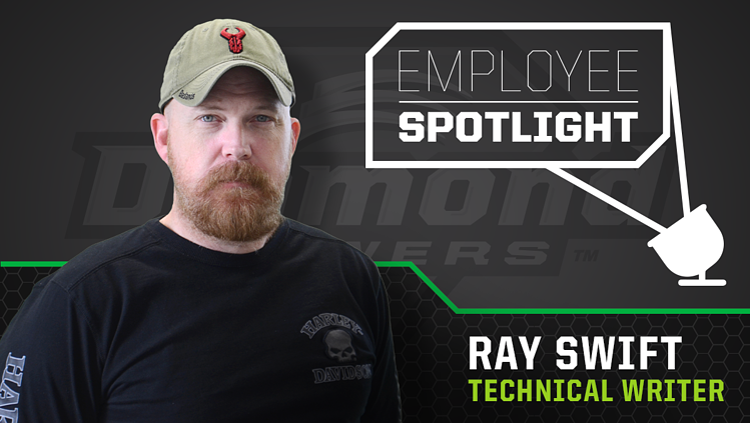 Ray Swift - Employee Spotlight