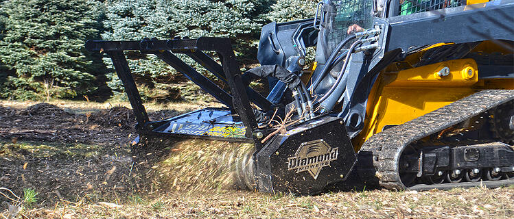 tackling jobs with a skid-steer