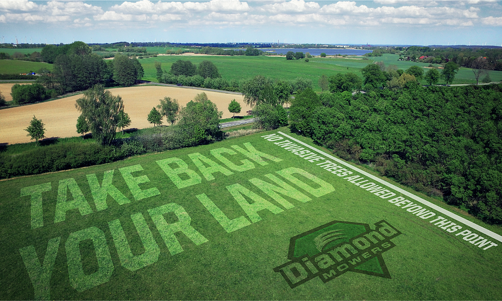 Take Back Your Land - methods of land clearing