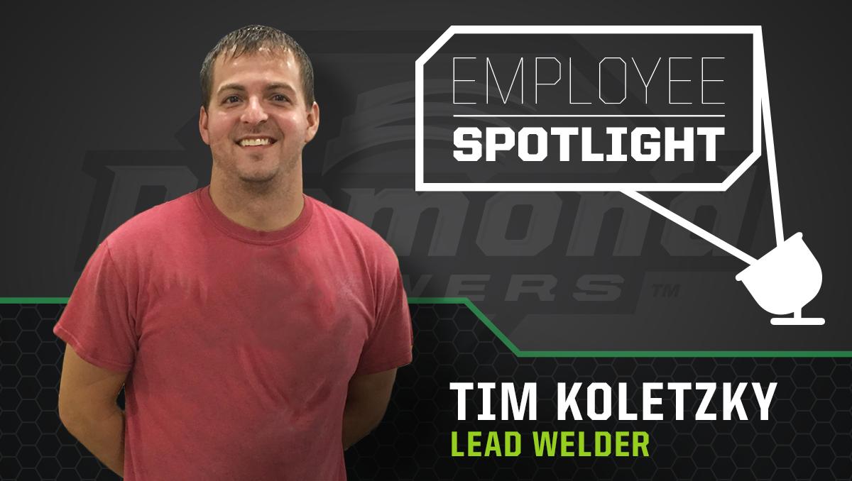 Employee Spotlight - Tim Koletzky