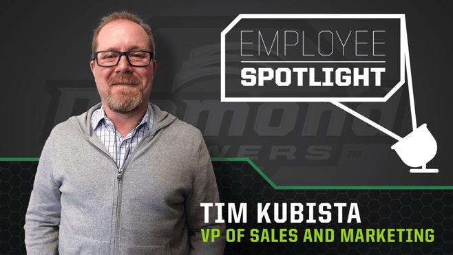 Employee Spotlight - Tim Kubista