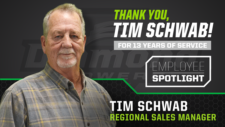 Employee Spotlight - Tim Schwab