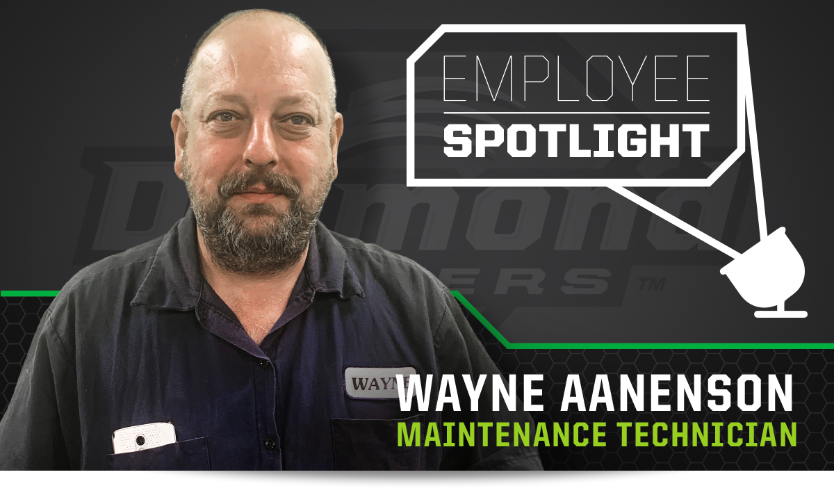 Employee Spotlight - Wayne Aanenson