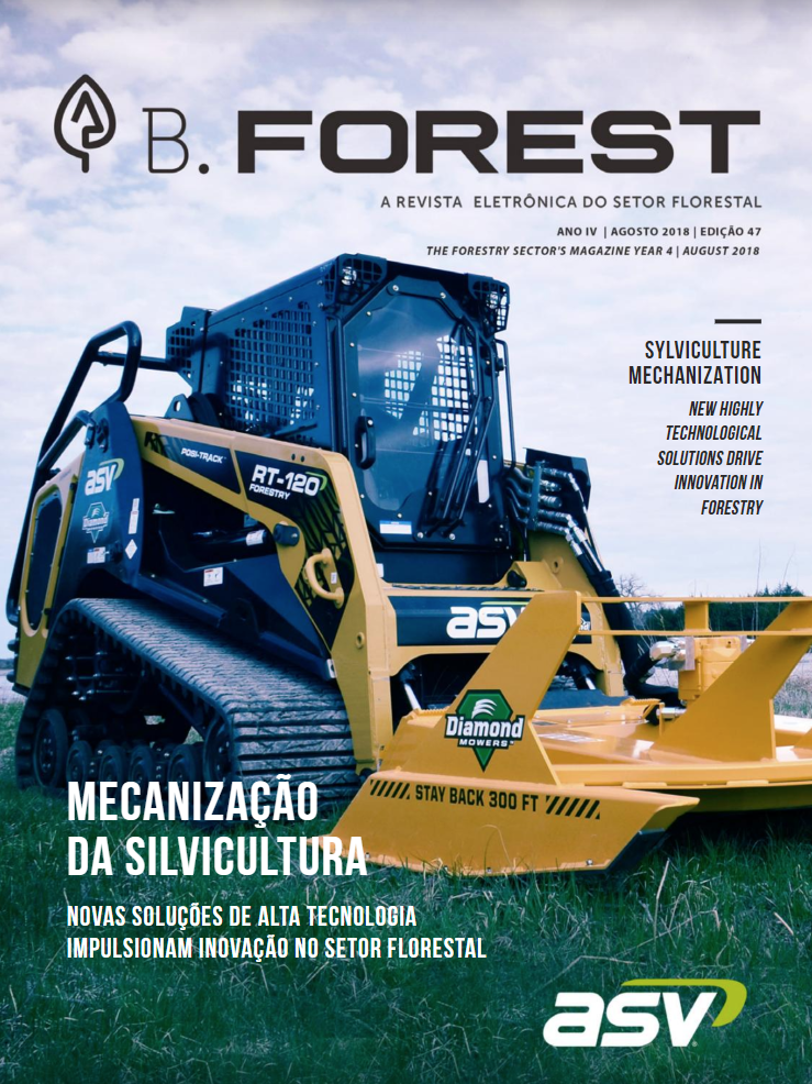 Capture - B. Forest Magazine Cover
