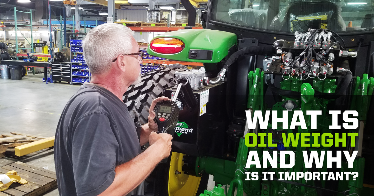 What is Oil Weight and Why Is It Important?