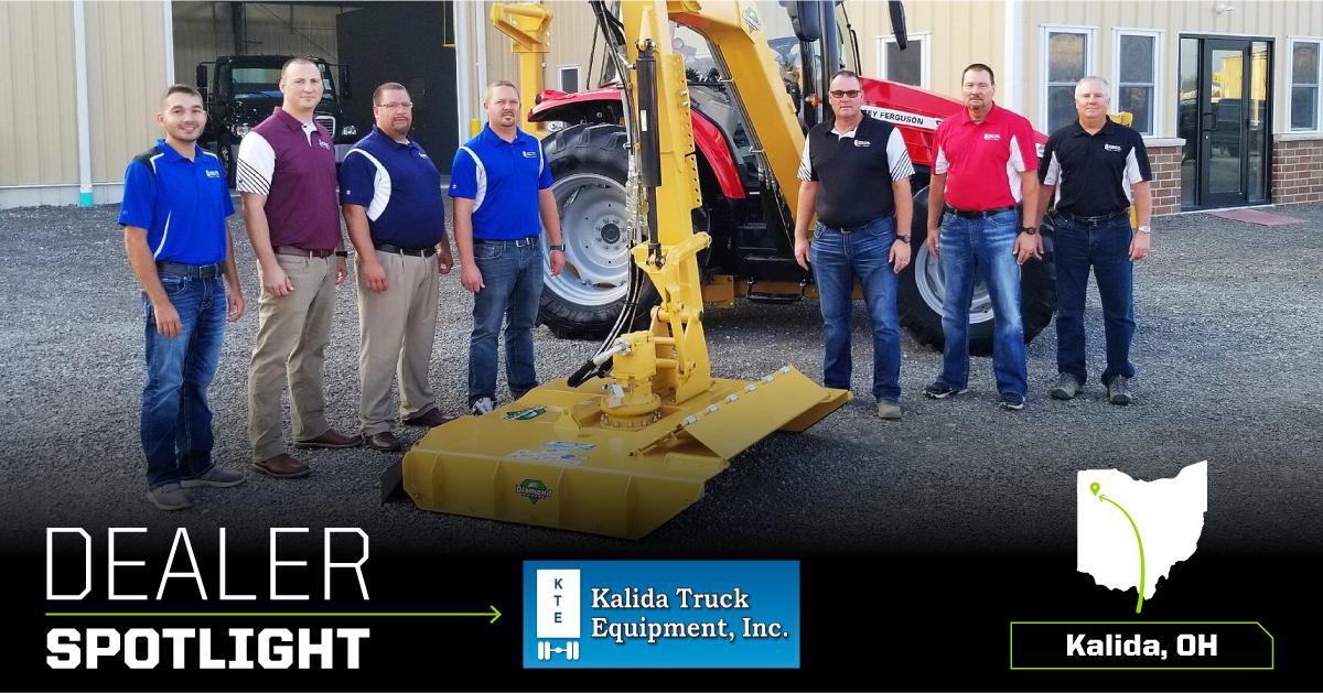 Dealer Spotlight - Kalid Truck Equipment, Inc.