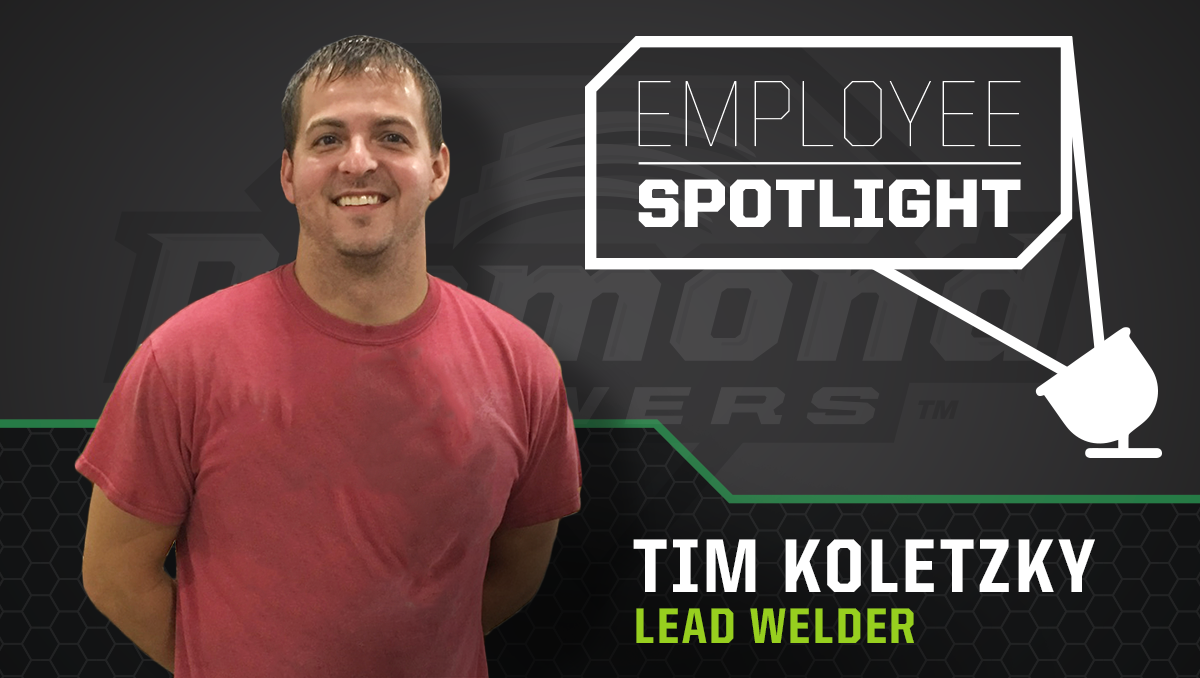 Employee Spotlight - Tim Koletzky